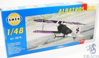 Albatros D III 1/48 [Smer]