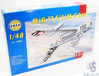Mig 17 F / LiM 6 bis 1/48 [Smer]