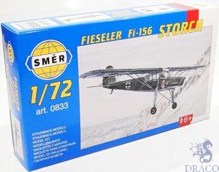 Fieseler Fi-156 Storch  1/72 [Smer]