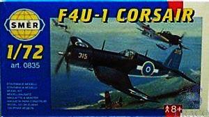 Chance Vought F4U-1 Corsair 1/72 [Smer]