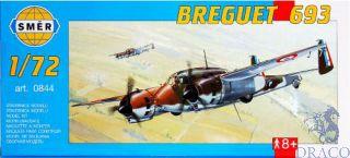 Breguet Bre 693 1/72 [Smer]