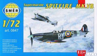 Spitfire Mk.Vb 1/72 [Smer]