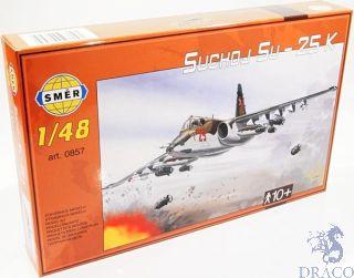 Suchoj Su-25 K  1/48 [Smer]