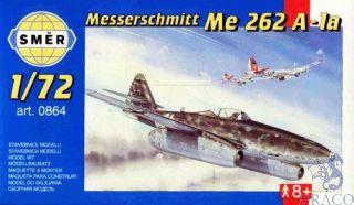 Messerschmitt Me 262 A - 1a (Schwalbe) 1/72 [Smer]