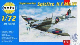 Spitfire Mk.VI 1/72 [Smer]