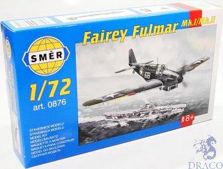 Fairey Fulmar Mk.I/II 1/72 [Smer]