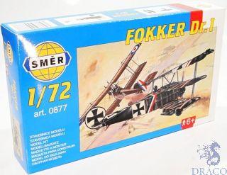 Fokker Dr.I 1/72 [Smer]