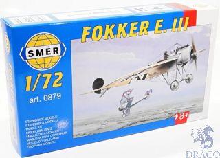 Fokker E.III 1/72 [Smer]