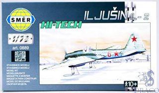 Iljušin IL - 2 (Hi-Tech) 1/72 [Smer]