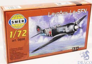 Lavočkin La-5FN 1/72 [Smer]