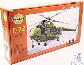 Mil Mi-4   1/72 [Smer]