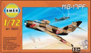 MiG-17PF 1/72 [Smer]