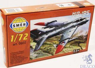 MiG-19S 1/72 [Smer]