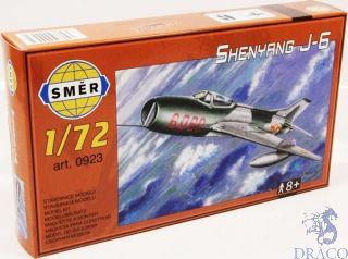 Sheyang J-6 1/72 [Smer]