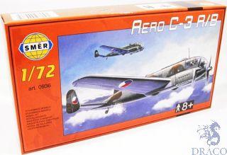 Aero C-3 A/B  1/72 [Smer]