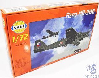 Aero MB-200   1/72 [Smer]
