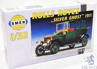 "Rolls Royce ""Silver Ghost"" 1911   1/32 [Smer]"