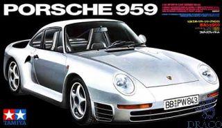 Porsche 959  1/24 [Tamiya]