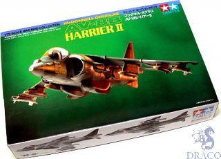 McDonell Douglas AV-8B Harrier II 1/72 [Tamiya]