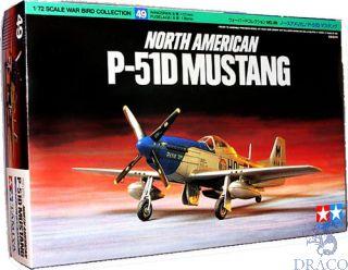 P-51D Mustang 1/72 [Italeri]