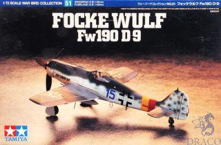 Focke-Wulf Fw190 D-9 1/72 [Tamiya]