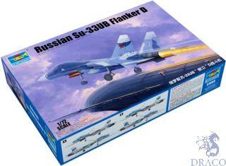 Russian Su-33UB Flanker D  [Trumpeter]