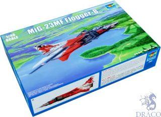 MIG-23MF Flogger-B 1/48 [Trumpeter]