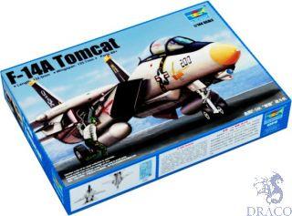 F-14A Tomcat 1/144 [Trumpeter]