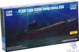 PLAN Type 039G Song Class SSG 1/350 [Trumpeter]