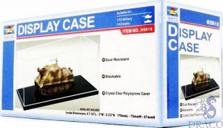 Display Case 170x75x67mm [Trumpeter]