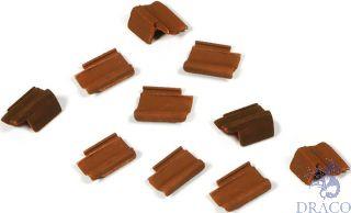 Vallejo Diorama Accessories 229: Roof Tiles set (cca 40 gr.) 1/35