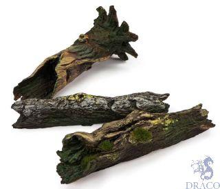 Vallejo Diorama Accessories 304: Fallen Logs (3 pcs.) 1/35