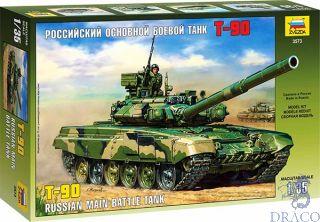Russian Main Battle Tank T-90 1/35 [Zvezda]