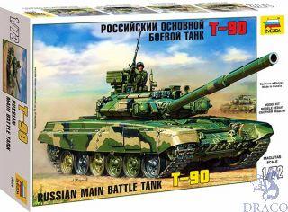 Russian Main Battle Tank T-90 1/72 [Zvezda]