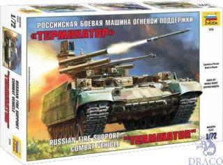 "Russian Fire Suport Combat Vehicle ""Terminator"" 1/72 [Zvezda]"
