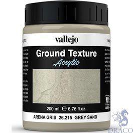 Vallejo Diorama Effects 215: Sandy Paste 200 ml.