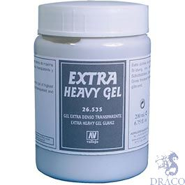 Vallejo Diorama Effects 535: Extra Heavy Gel 200 ml.