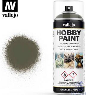 Vallejo Hobby Paint 003: Russian Green 4BO AFV Color Primer 400 ml.