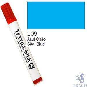 Vallejo Textile Marker: Sky Blue