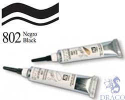Vallejo Gutta Contour 802: Black 20ml.