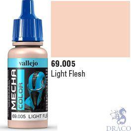 Vallejo Mecha Color 005: Light Flesh 17 ml.