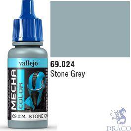 Vallejo Mecha Color 024: Stone Grey 17 ml.