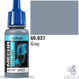 Vallejo Mecha Color 037: Grey 17 ml.