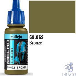 Vallejo Mecha Color 062: Bronze 17 ml.