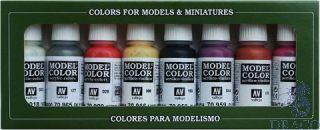 Vallejo Model Color Set 106: Non Dead-Chaos (8 colors)