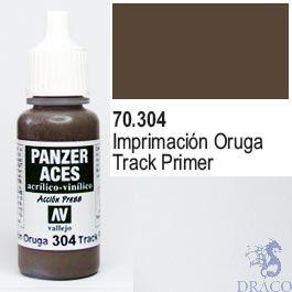 Vallejo Panzer Aces 304: Track Primer 17 ml.