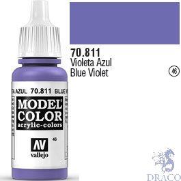 Vallejo 046: Modelcolor 811: Blue Violet 17 ml.