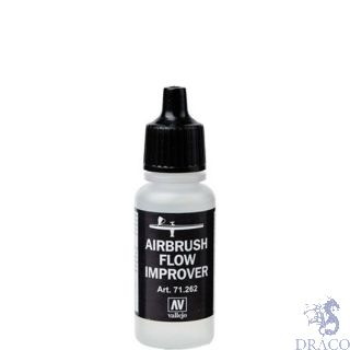 Vallejo Airbrush Flow Improver 17 ml.