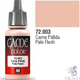 Vallejo Game Color 003: Pale Flesh 17 ml.