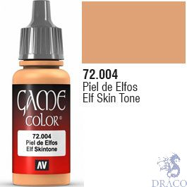 Vallejo Game Color 004: Elf Skin Tone 17 ml.